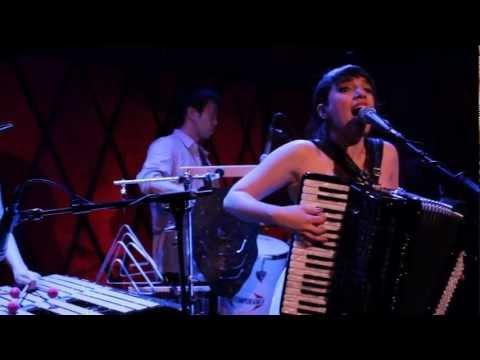 Banda Magda - Karotseris (Live at Rockwood Music Hall NYC)