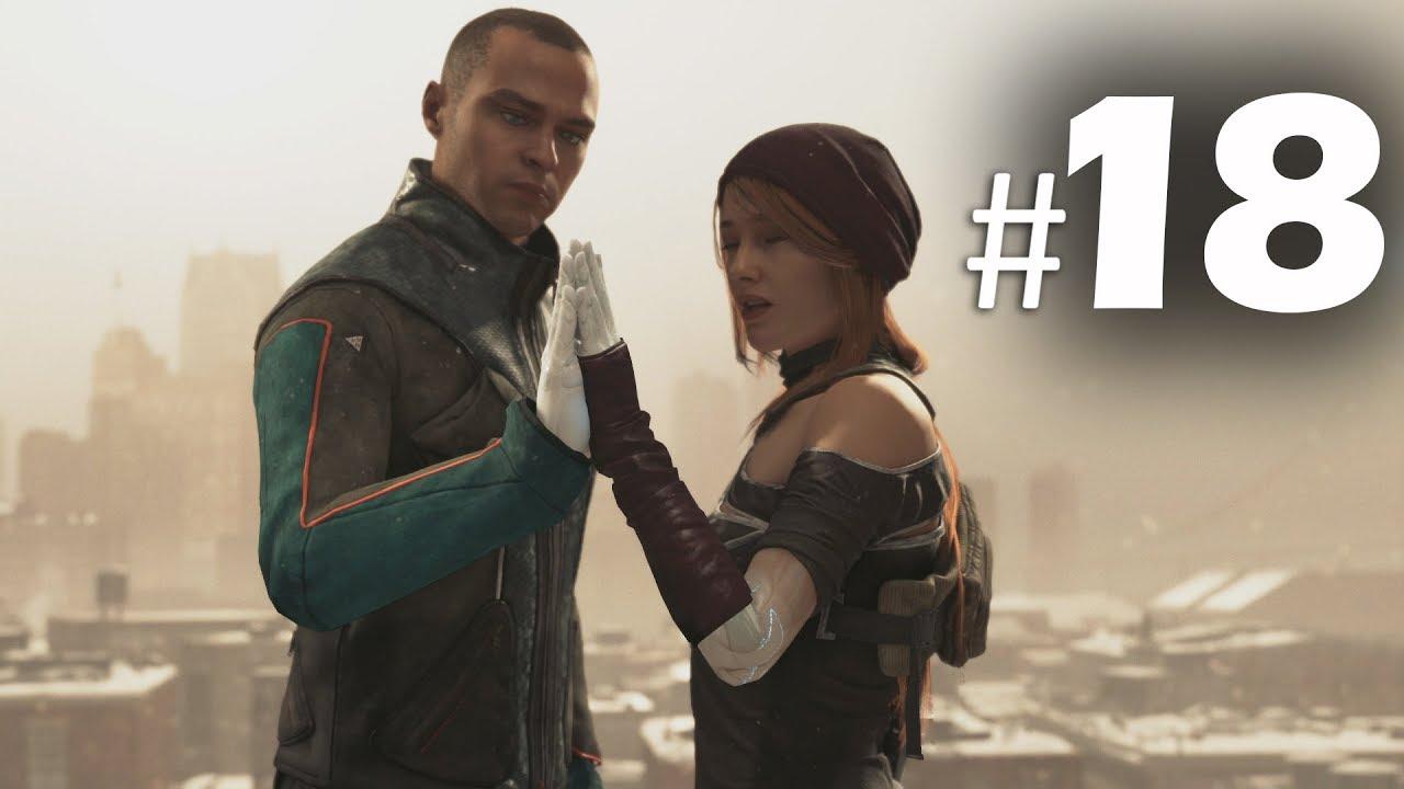 Detroit Become Human Part 18 - Kamski - Gameplay Walkthrough PS4 Pro 4K