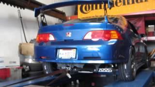 2002 Acura RSX Type S Dyno Run Thumbnail