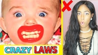 10 crazy laws you wont believe exist illegal things you do everyday