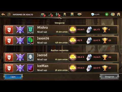 Dungeon Hunter 5 - Legendary Raid - Mishra Stronghold
