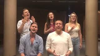 [LIVE] CoffeetimeBand feat. Kseniya Rassomakhina(Jasmine's voice from Russia) - Speechless