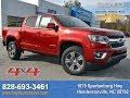 2018 Chevrolet Colorado Hendersonville NC A8200