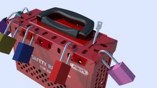 Abus Safety Animation Redbox Group Lockout Box