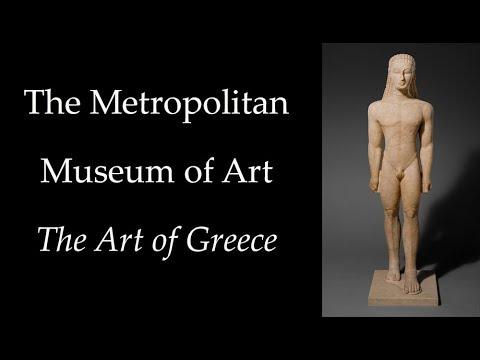 The Metropolitan Museum of Art  - The Art of Greece