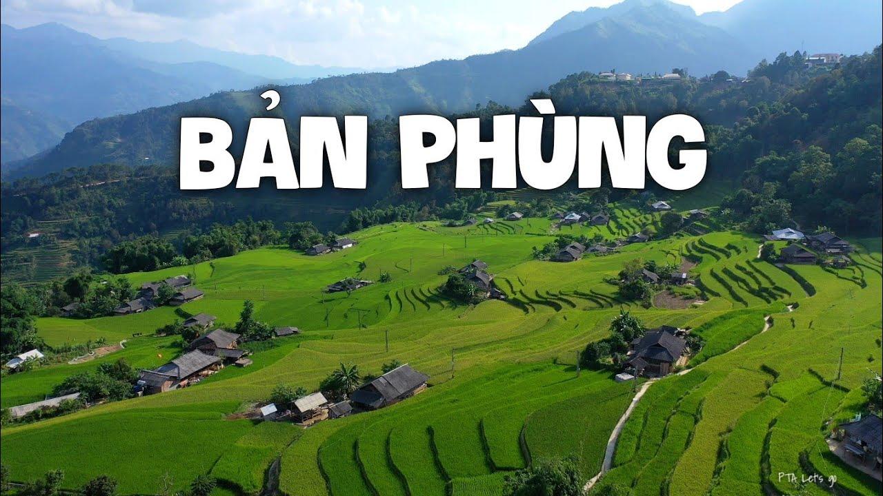 KỲ VĨ Ruộng Bậc Thang BẢN PHÙNG Hoàng Su Phì, Hà Giang - KIỆT TÁC nơi địa đầu Tổ quốc