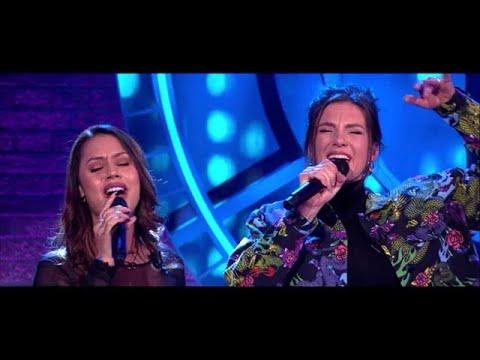 Maan & Tabitha - Hij Is Van Mij - RTL LATE NIGHT MET TWAN HUYS