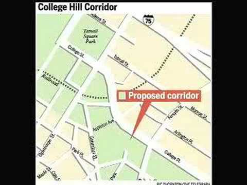 College Hill Corridor - Macon Telegraph