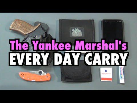 The Yankee Marshal