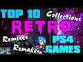 Top 10 PS4 Retro Game Collections BEST with Physical Release - Retro GP