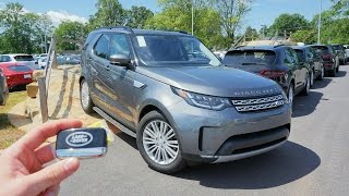 2017 Land Rover Discovery HSE: Start Up, Exhaust, Test Drive and Review