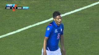 Liga Mx: Cruz Azul 4 - 2 Monarcas / Liguilla 2013