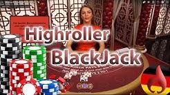 1000€ pro Hand beim Live BlackJack | Der CasinoTester