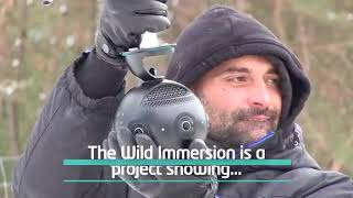 BBC's coverage of the Wild Immersion!