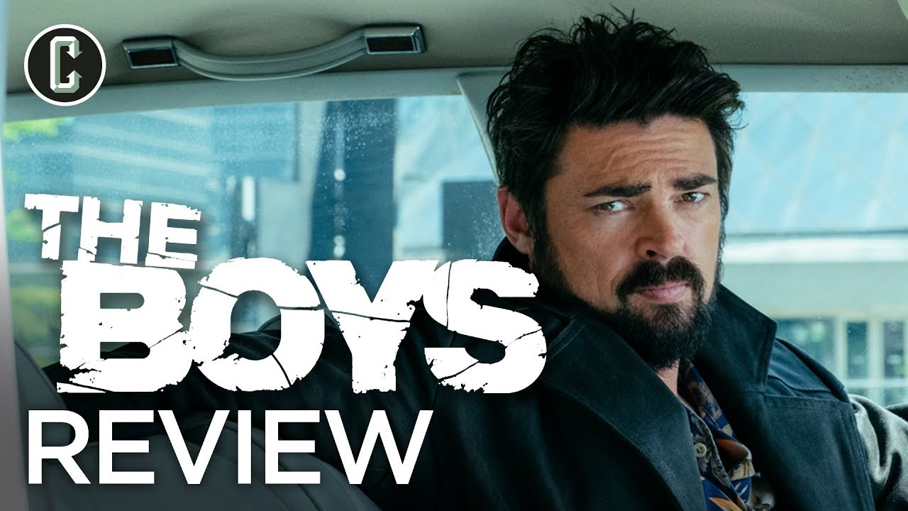 Download The Boys TV Review (No Spoilers)
