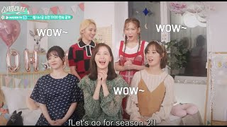 Eng Subs Girls For Rest - Season 2?? 소녀시대 Oh!gg의 자축 영상!