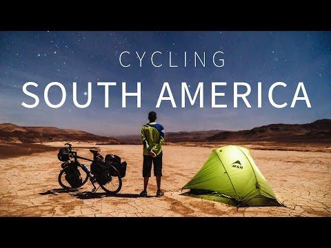 Cycling South America (1080p HD)