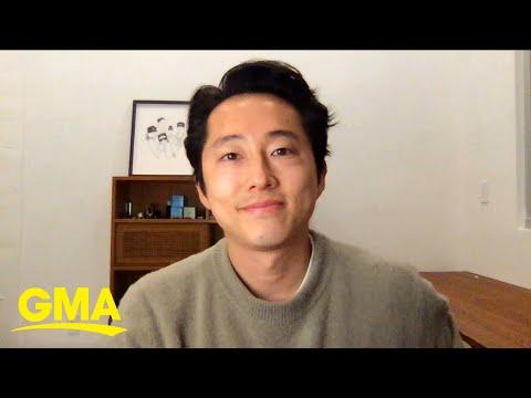 Actor Steven Yeun Talks About His New Film, 'Minari' L GMA