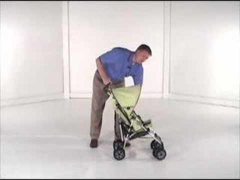 Chicco C6 Umbrella Stroller - YouTube