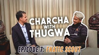 CHARCHA WITH THUGWA    Ep. 7 Ft. SCOUT OP (Part 1)    PUBGM HEROES   