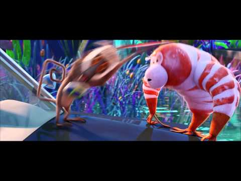 CLOUDY WITH A CHANCE OF MEATBALLS 2 - Clip: Waterfall - At Cinemas October 25
