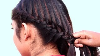 Easy Bridal Hairstyles for wedding or function || Hairstyles for Girls || hairstyles tutorial 2018