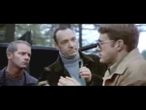 Christoph Waltz in Ordinary Decent Criminal 2000