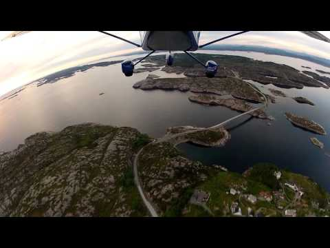 Local Flight Bergen Flesland