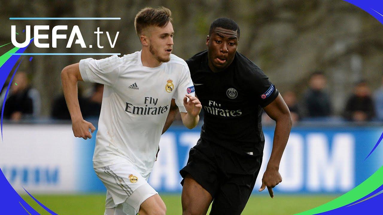 Paris Gegen Real Madrid