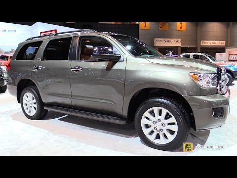 2008 toyota sequoia platinum doovi. Black Bedroom Furniture Sets. Home Design Ideas