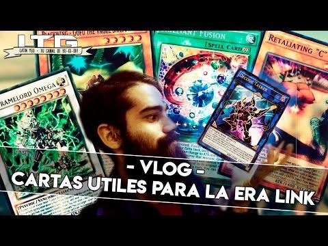 """Vlog - """"Cartas UTILES para la ERA LINK!!!"""" #EraLink #LinkSummon (Latin YGO)"""