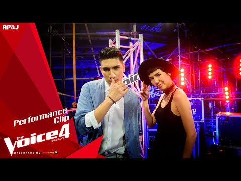 The Voice Thailand - ปอปี้  VS...