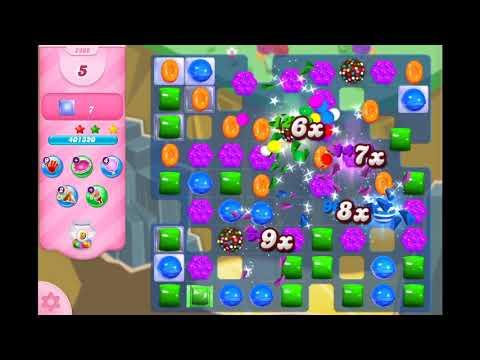 Candy Crush Saga - Level 2906 - No boosters ☆☆☆