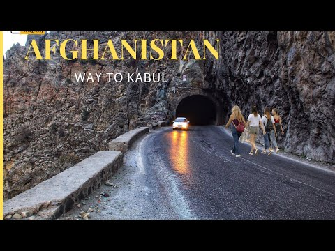 Kabul To Jalalabad Afghanistan | Road Trip HD