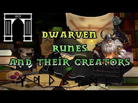 Warhammer Lore, The Runesmiths and Their Runes