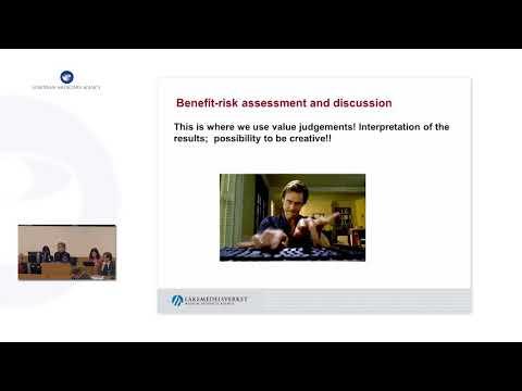 Module 07 - Benefit-risk assessment and good regulatory practice