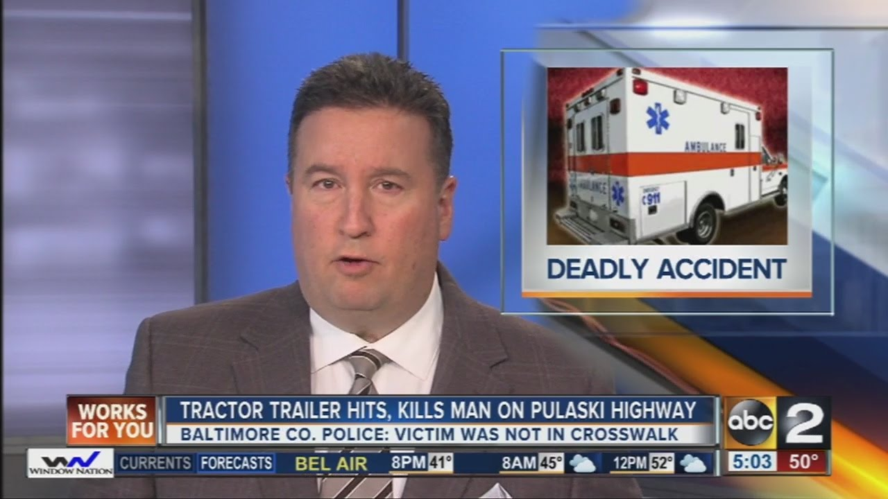 Man Hit By A Car On Highway 69 In Prescott Thursday