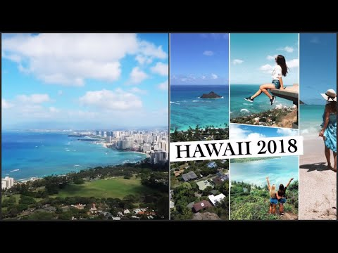 HAWAII 2018 - Two weeks in Honolulu with EF + I made my first tattoo