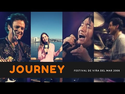 JOURNEY, Lights, Festival de Viña del Mar...