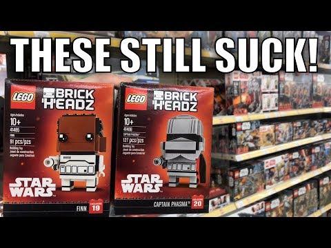 Spending Toys R Us Rewards $$$ & Buying Walmart LEGO Clearance! | MandRproductions LEGO Vlog!