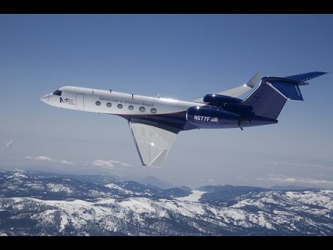 History of Private Jets - VintageTV