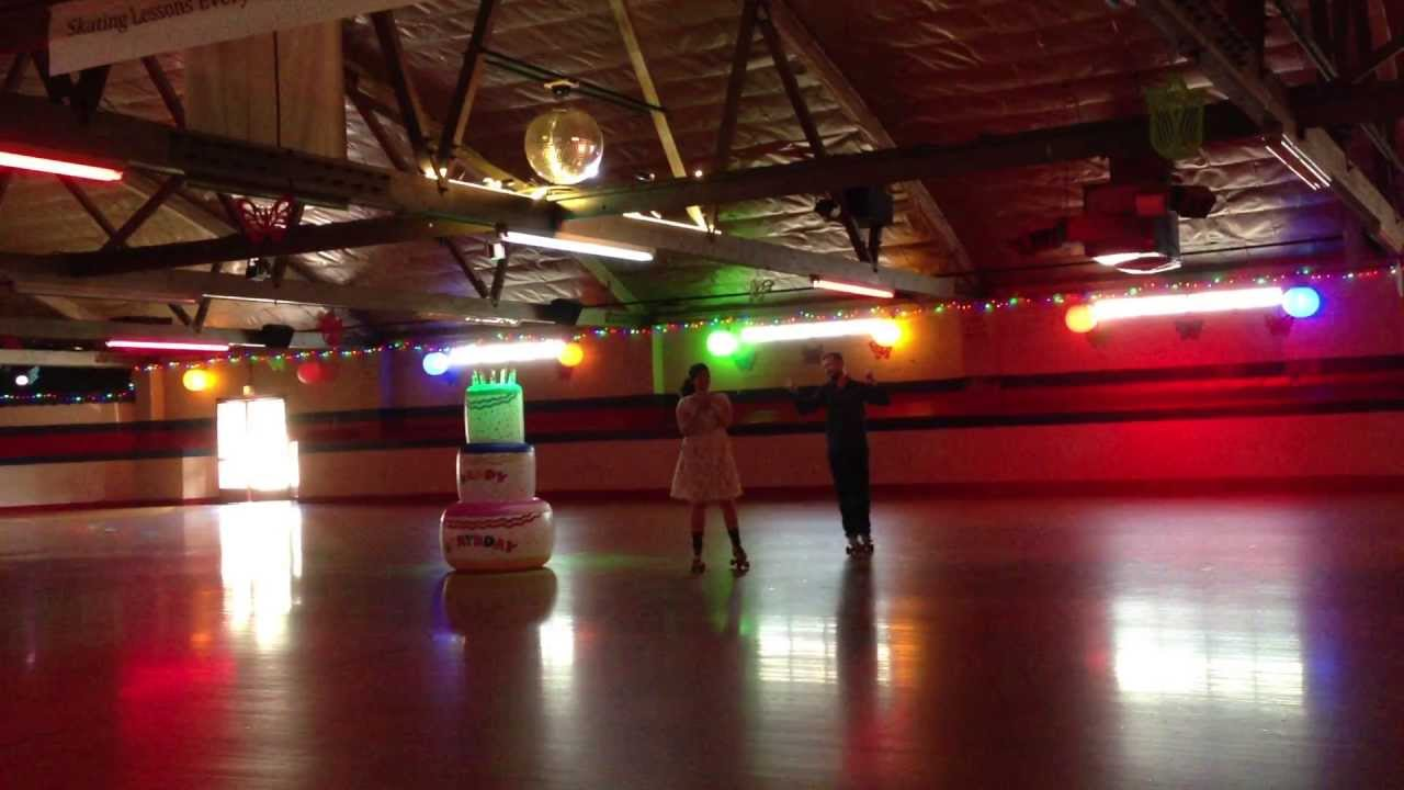 Roller skating rinks yorkville il