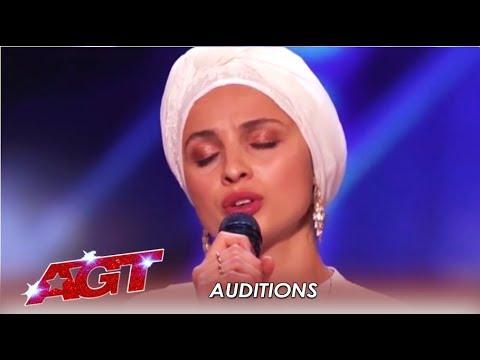 "Mennel: French Muslim Viral Internet Sensation ""Fails"" On America's Got Talent 2019"