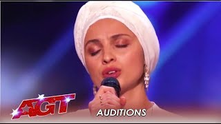 "Mennel: French Muslim Viral Internet Sensation ""Fails"" On America's Got Talent 2019"