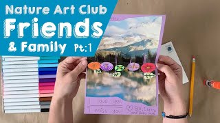 The Corelli Show: Nature Art Club - Friends and Family Part 1
