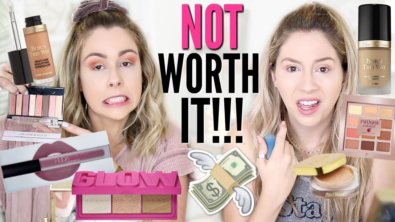 Testing VIRAL OVERHYPED MAKEUP - SAVE YOUR MONEY!