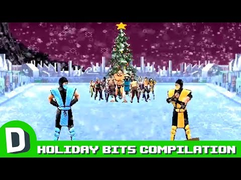 Dorkly Bits Holidays Compilation