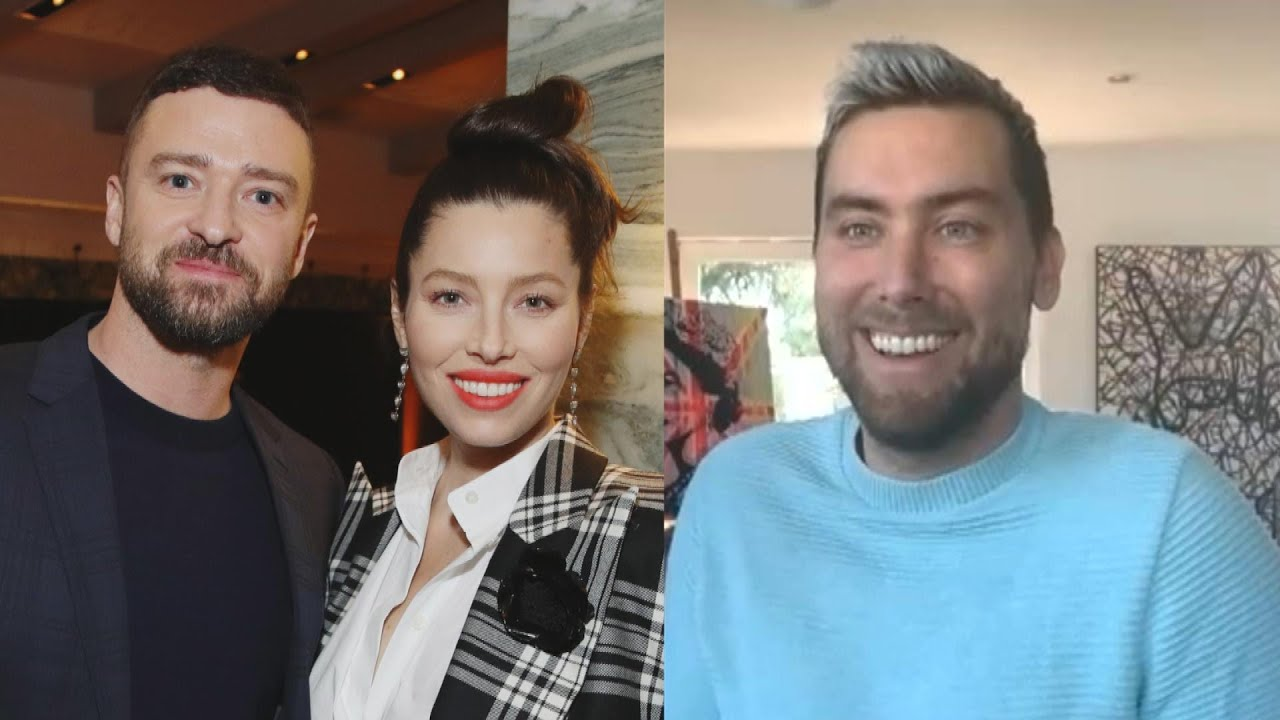 Lance Bass Gushes Over Justin Timberlake and Jessica Biel's Second Child (Exclusive)
