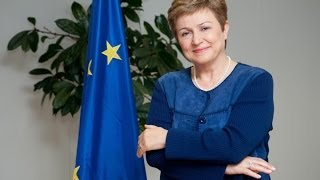 EU Commissioner Kristalina Georgieva: Winner of CEU Open Society Prize
