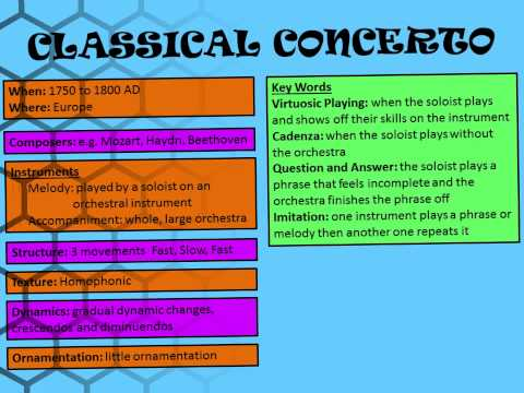 GCSE MUSIC AREA OF STUDY 2 OCR REVISION GUIDE